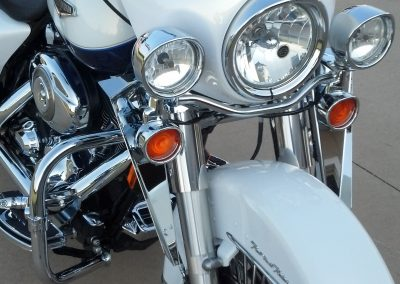 Glide-Pro Motor Mounts & Cafe Fairings for Harley Davidson
